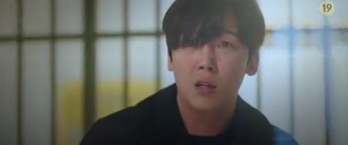 Ekspresi Yoon-cheol begitu mengetahui Ro-na adalah Anak Kandungnya