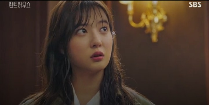 Ancaman Seo-jin justru berujung serangan balik