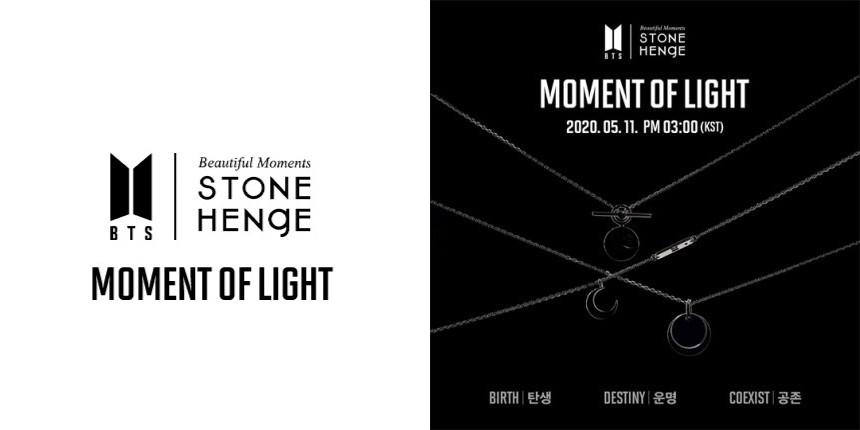 Kalung Terbaru BTS Kolaborasi Bareng Stonehenge