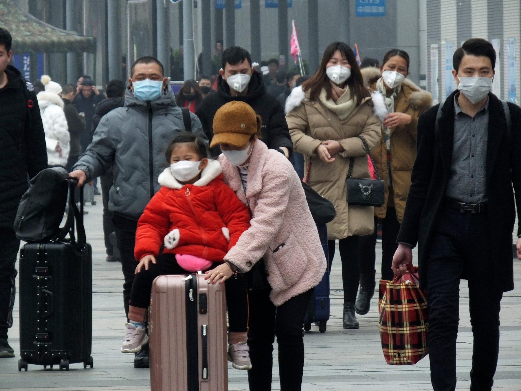 Virus Corona Menyebar ke Negara lain